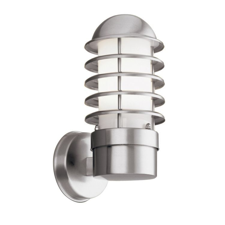 Steel Outdoor Light Polycarbonate Diffuser