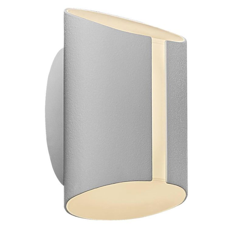 Grip Outdoor Up/Down Wall Light White