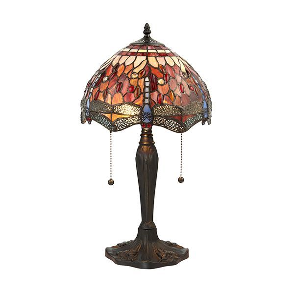 Dragonfly Clementine Small Table Lamp