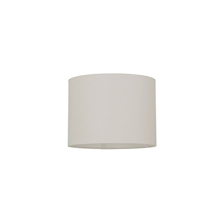 Cylinder 8 inch Shade Taupe