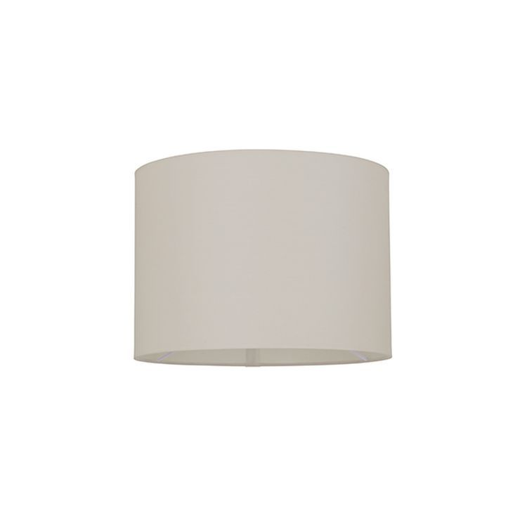 Cylinder 10 inch Shade Taupe