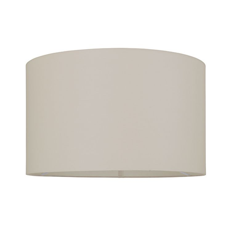Cylinder 16 inch Shade Taupe