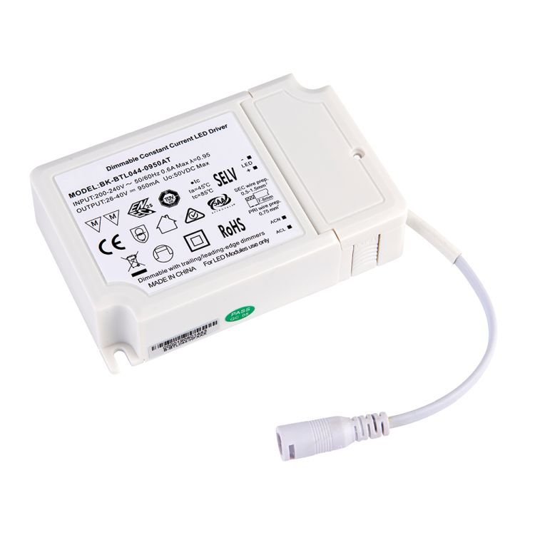 LED Driver Constant Current Dimmable 40W 950mA