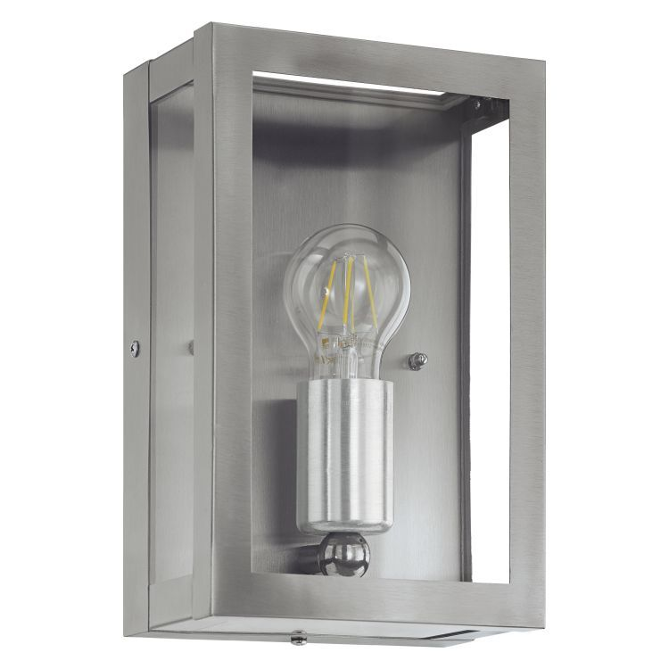 ALAMONTE Outdoor Wall Light Stainless