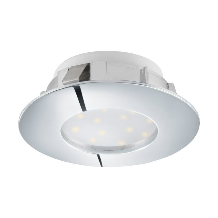 PINEDA LED Recessed Downlight Chrome 95818