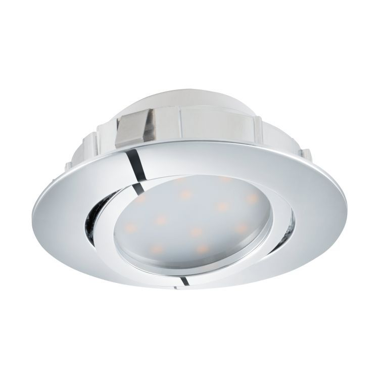 PINEDA LED Recessed Downlight Chrome 95848