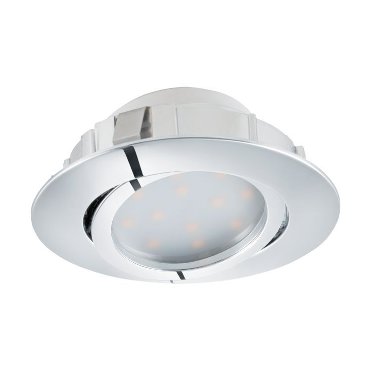 PINEDA LED Recessed Downlight Chrome 95855