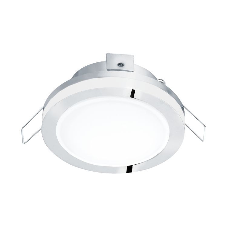 PINEDA 1 LED Recessed Downlight Chrome 95962