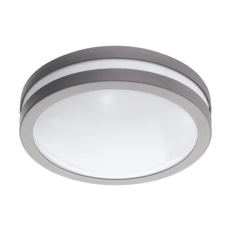 LOCANA-C Outdoor Wall/Ceiling Light Silver