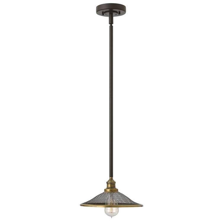Rigby Pendant Ceiling Light Bronze