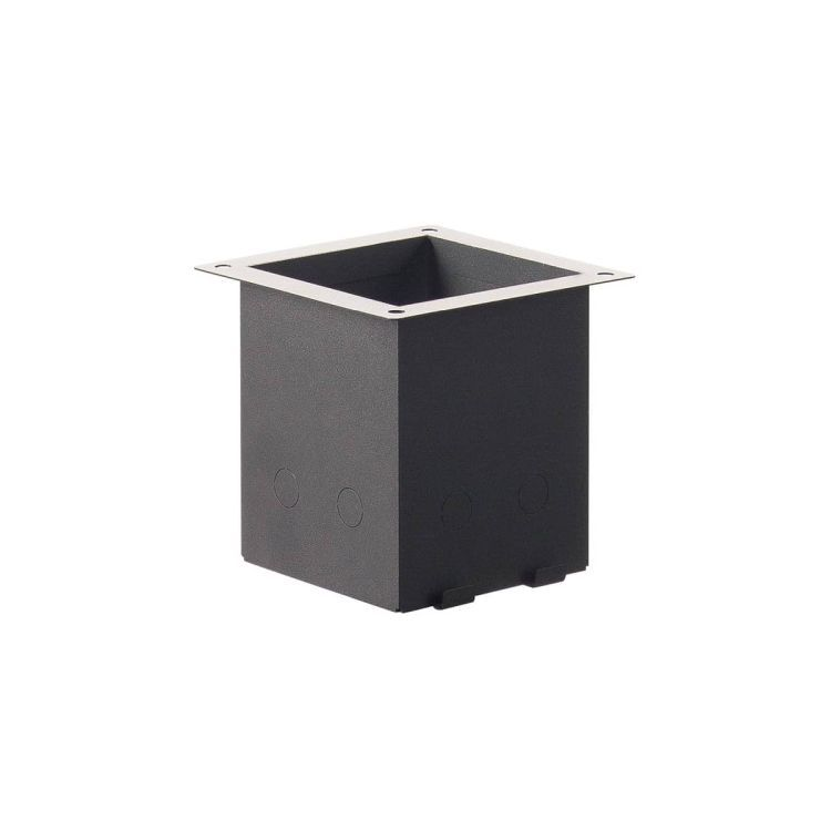 MOUNTING POT, for H-POL pathway and floor stand, anthracite