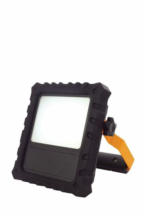 10w LED Rechargeable Worklight Yellow/Black