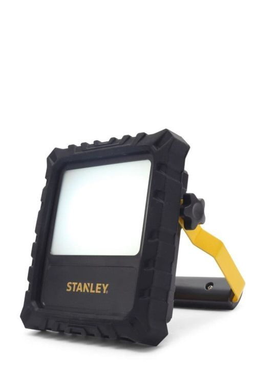 20w LED Rechargeable Worklight Yellow/Black