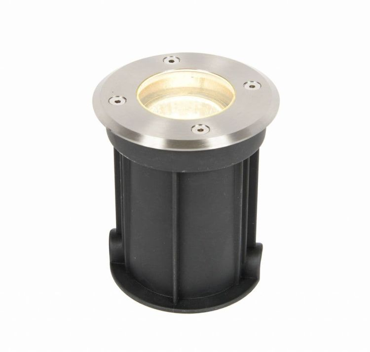Pan Drive Over Light Stainless Steel